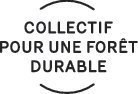 Logo : Collectif pour une forêt durable (Groupe CNW/Conseil de l'industrie forestière du Québec)